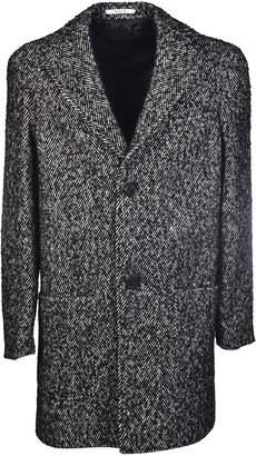 Aglini Buttoned Coat