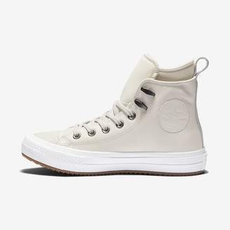 Converse Women's Leather Boot Chuck Taylor All Star Waterproof Leather High Top Boot