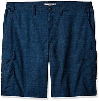 Lee Men's Big and Tall Dungarees Performance Cargo Short
