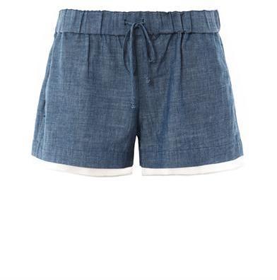 Elizabeth and James Jake denim shorts