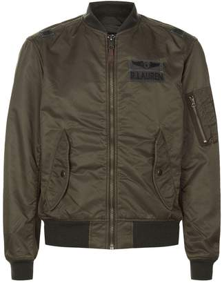 Polo Ralph Lauren Military Bomber Jacket