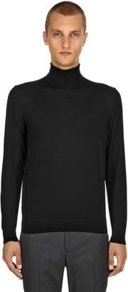 Ermenegildo Zegna Lightweight Merino Wool Knit Sweater