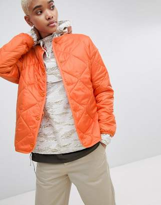 Carhartt Wip WIP Quilted Liner Jacket In Ripstop