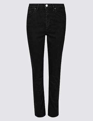 Marks and Spencer Sculpt & Lift Roma Rise Slim Leg Jeans