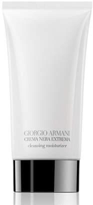 Giorgio Armani Crema Nera Extrema Foam Cleansing Moisturizer, 150ml