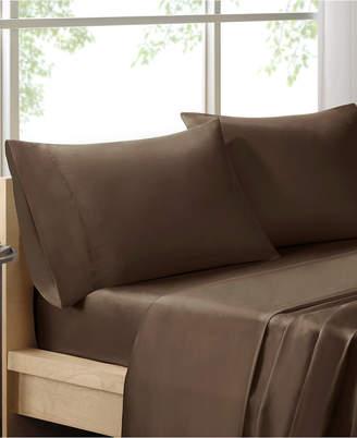 Jla Home Sleep Philosophy 300 Thread Count Liquid Cotton 4-pc Queen Sheet Set Bedding