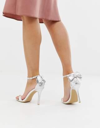 Bow Back Heels - ShopStyle Australia
