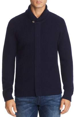 Bloomingdale's The Men's Store at Shawl-Collar Cardigan - 100% Exclusive
