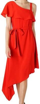 Adelyn Rae Ruffle Dress