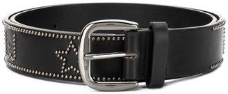Liu Jo studded stars belt