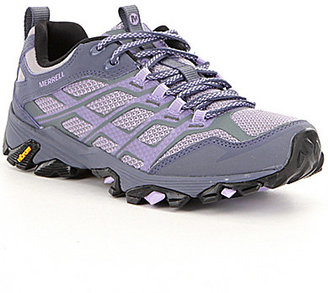 Merrell Moab FST Hiking Shoes $110 thestylecure.com