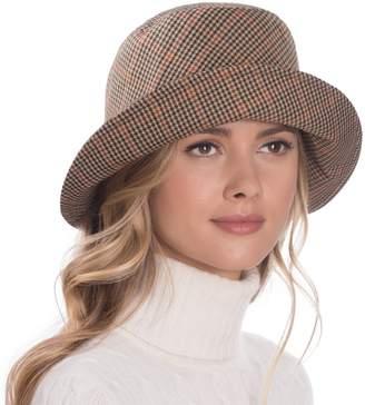 Eric Javits Fashion Designer Women's Headwear Hat - Rain Bucket