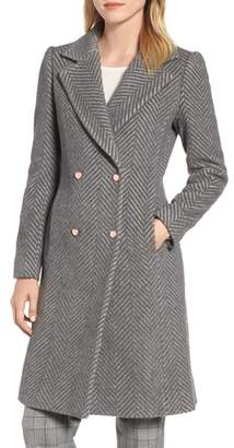 Ted Baker Chevron Coat