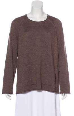 Oska Long Sleeve Wool Sweater