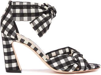 Loeffler Randall Nan Ankle-Tie Sandals