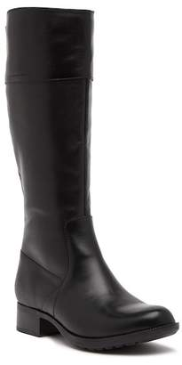 Rockport Charlize Leather Tall Waterproof Boot - Wide Width Available