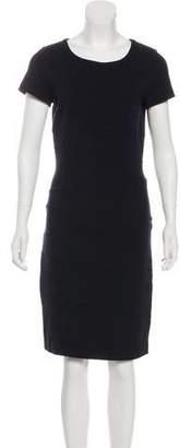 Diane von Furstenberg Bodycon Midi Dress