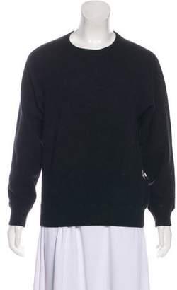 Alexander Wang Merino Wool-Blend Long Sleeve Sweater