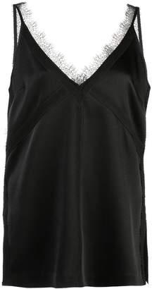 Jason Wu lace-detail vest top