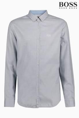 Next Mens BOSS Biado Dobby Shirt