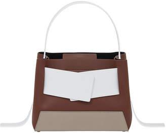 Yuzefi Biggy Colorblock Shoulder Bag
