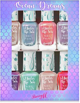 Barry M Cosmetics Under the Sea Colour-Shifting Nail Paints
