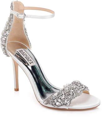 630426d28 Badgley Mischka White Strap Sandals For Women - ShopStyle Australia