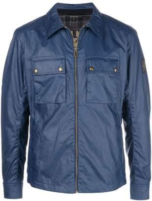 Belstaff zip lightweight jacket