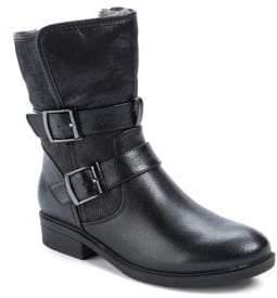 Bare Traps Baretraps Yoshie Faux-Fur Short Boots