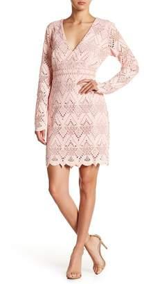 Style Stalker STYLESTALKER Elora Lace Mini Dress