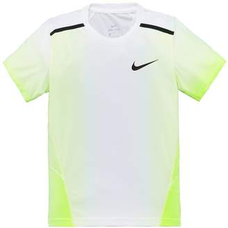 05f7d48c89d at Very · Nike Older Boys Breathe Insta Air Top - White Green
