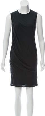 James Perse Draped Mini Dress