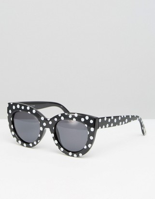 Seafolly Cat Eye Sunglasses $28 thestylecure.com