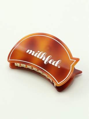 Milkfed. (ミルクフェド) - MILKFED. ACRYLIC HAIR CLIP ミルクフェド 帽子/ヘア小物