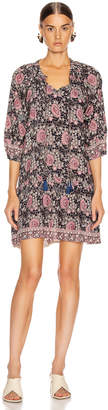 Natalie Martin Stevie Dress in Vintage Flowers Violet | FWRD