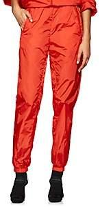 Prada Women's Tech-Taffeta Track Pants - Orange