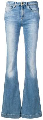 L'Autre Chose Chiaro flared jeans
