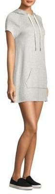 DAY Birger et Mikkelsen n:Philanthropy Spades Hooded Sweatshirt Dress