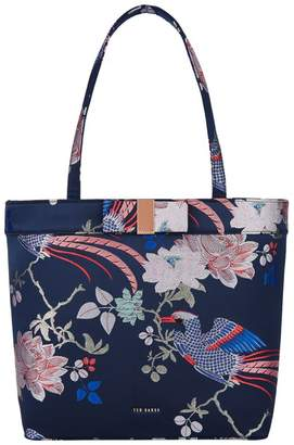 Ted Baker Orelaa Chinoiserie Jacquard Shopper Bag