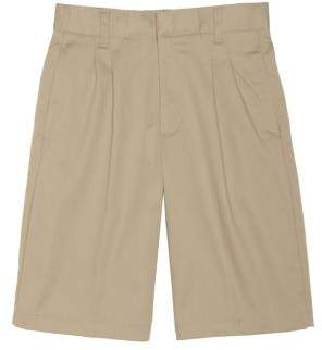 French Toast Little Boy's Pleated Shorts