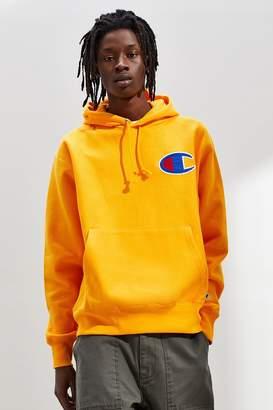 Champion Big C Chain Stitch Reverse Weave Hoodie Sweatshirt