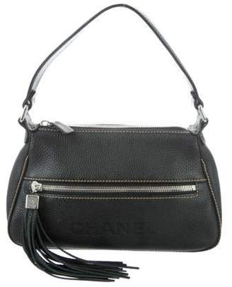 Chanel LAX Tassel Hobo Black LAX Tassel Hobo