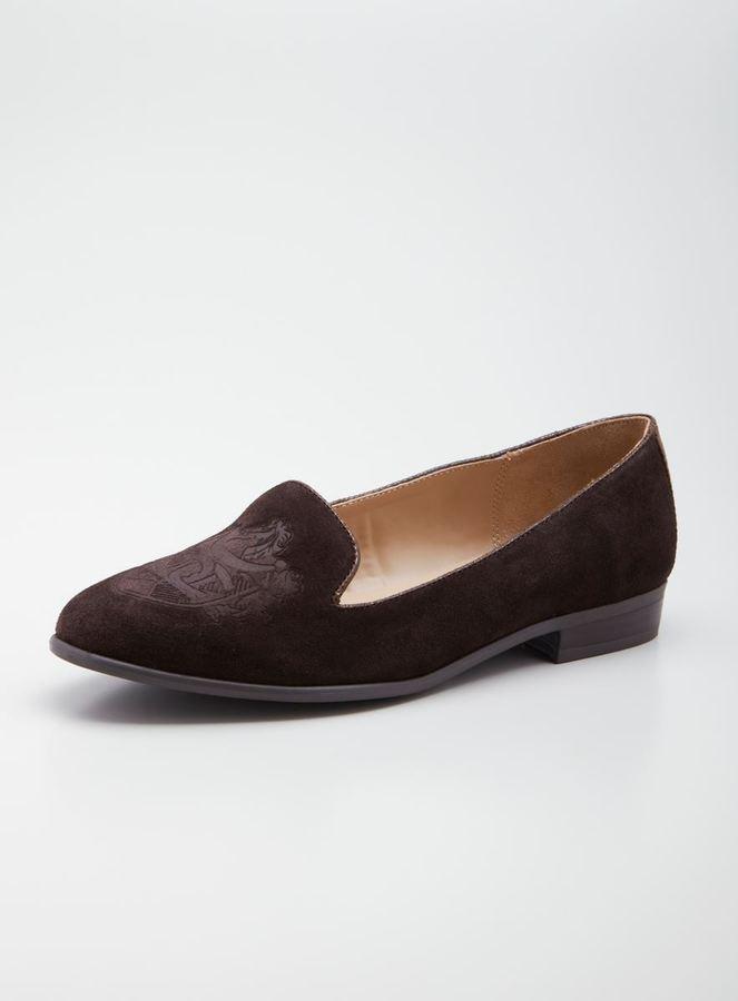 Etienne Aigner Kathy Smoking Shoe In Black