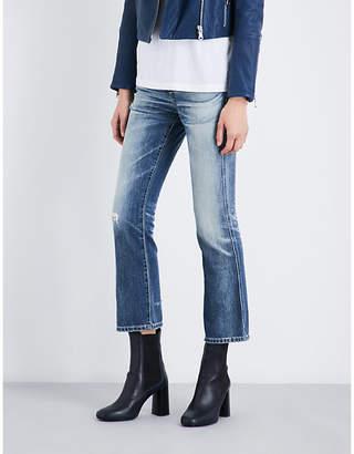 AG Jeans Jodi skinny mid-rise jeans