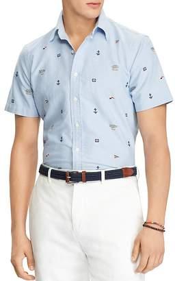 Polo Ralph Lauren Nautical Classic Fit Sport Shirt