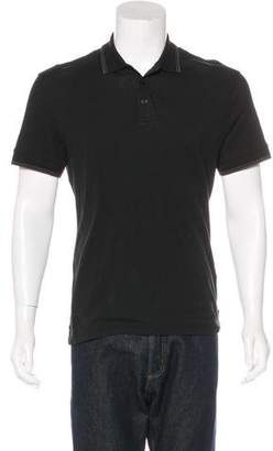 John Varvatos Short Sleeve Polo Shirt