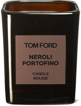 Tom Ford Grooming - Neroli Portofino Candle, 200g - Dark brown