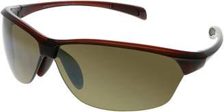 Maui Jim Unisex Wrap 71Mm Sunglasses
