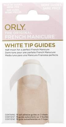 Orly French Manicure White Tip Guides