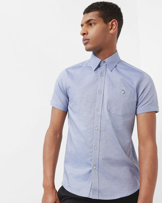 Cotton chambray shirt $165 thestylecure.com
